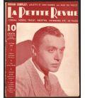 La Petite Revue - Octobre 1941 - Magazine québécois avec Charles Boyer