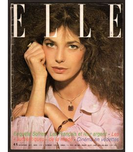 Elle N°1517 - 3 février 1975 - Magazine français avec Jane Birkin