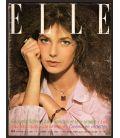 Elle Magazine N°11517 - February 3, 1975 with Jane Birkin