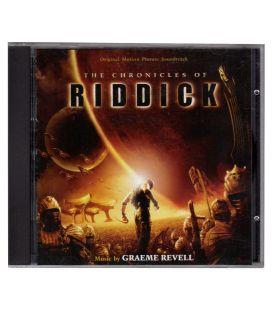 Les Chroniques de Riddick - Trame sonore - CD
