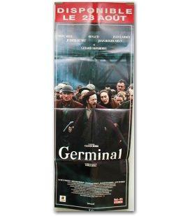 "Germinal - 23"" x 63"""
