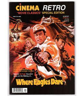 Quand les aigles attaquent - Magazine Cinéma Retro Hors-série N°1
