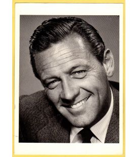 William Holden - Carte postale