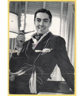 Tyrone Power - Carte postale