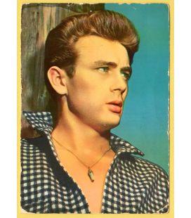 James Dean - Vintage Postcard