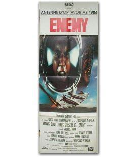 """Enemy Mine - 23"""" x 63"""""""