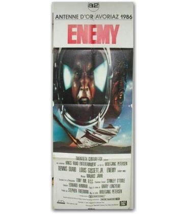 """Enemy - 23"""" x 63"""""""