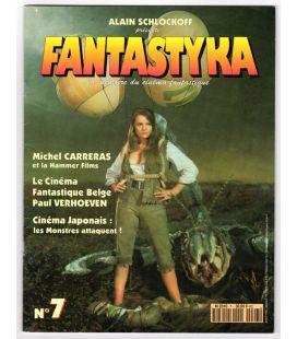 Fantastyka N°7 - Mars 1995 - Magazine français avec Dana Gillespie