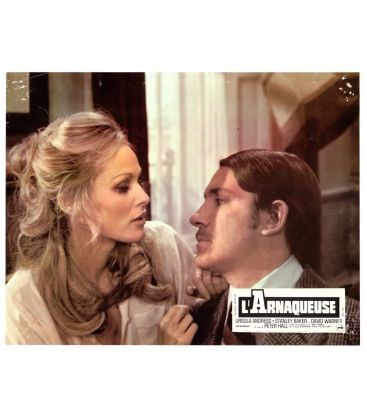 "L'Arnaqueuse - Photo 11"" x 8.5"" avec Ursula Andress"