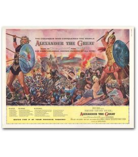 Alexander the Great - Vintage Original Advertisement