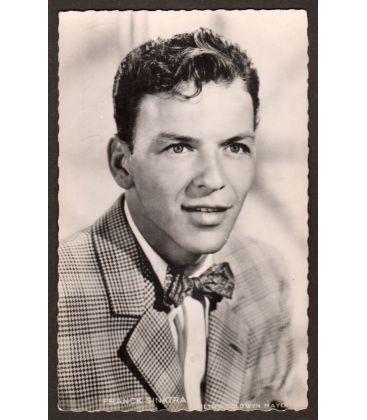 Frank Sinatra - Vintage Postcard
