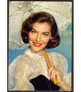 Ava Gardner - Vintage Postcard
