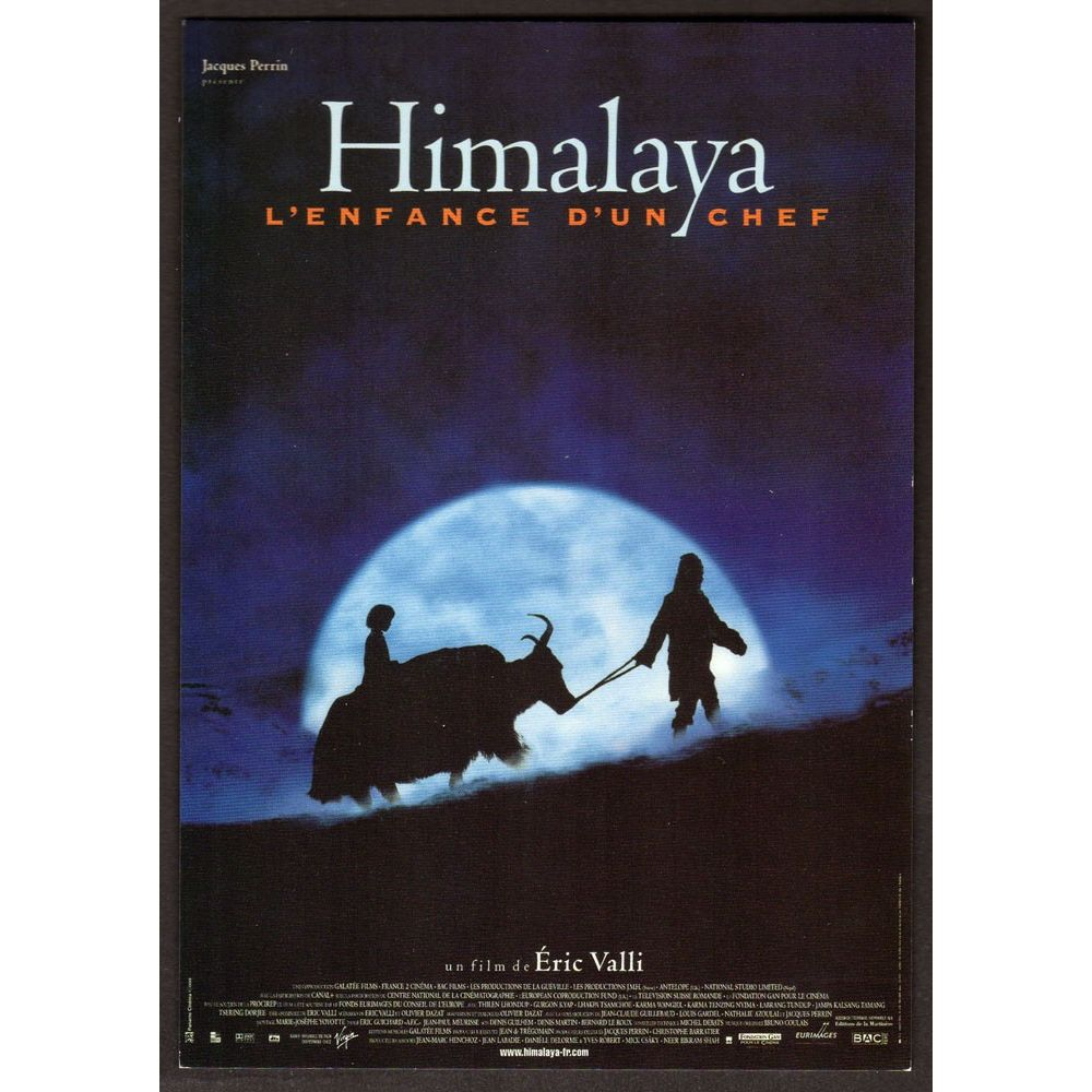 Himalaya carte postale cin ma passion for Papeterie drummondville