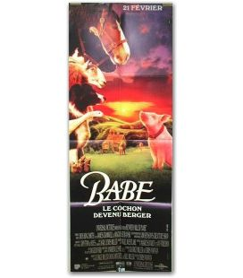 "Babe - 23"" x 63"""