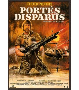 Portés disparus - Carte postale