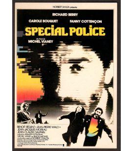 Spécial Police - Carte postale