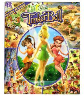 Cherche et trouve TinkerBell - Livre Disney