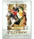 """The Road to El Dorado - 47"""" x 63"""""""