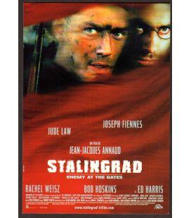 Stalingrad - Carte postale publicitaire