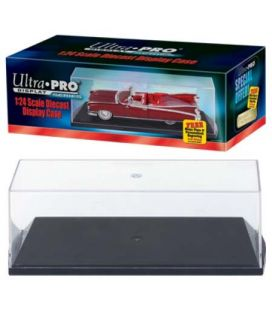1:24 Scale Diecast Collector Display Box - Ultra-Pro