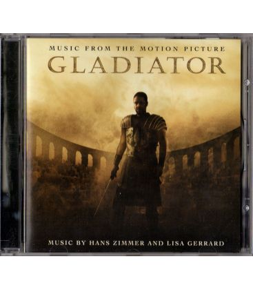 Gladiator - Trame sonore - CD