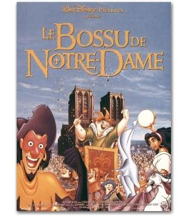 """The Hunchback of Notre Dame - 16"""" x 21"""""""