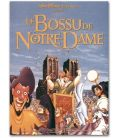 "The Hunchback of Notre Dame - 47"" x 63"" - Original French Poster"