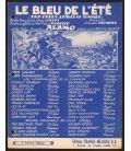 The Alamo - Vintage Sheet Music