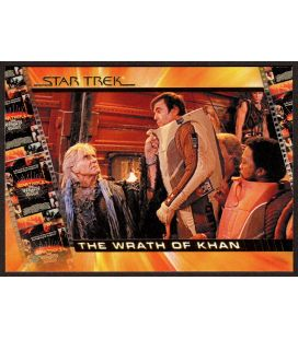 Star Trek: The Complete Movies - Trading Cards - Chase