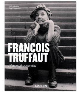 François Truffaut, filmographie complète - Book