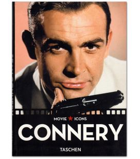 Sean Connery : Movie Icons - Livre