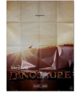 "Dinosaure - 47"" x 63"""