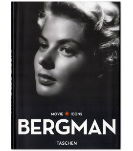 Ingrid Bergman : Movie Icons - Livre