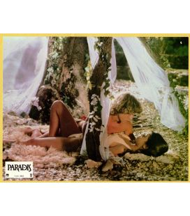 "Paradis - Photo 11"" x 8.5"" avec Phoebe Cates et Willie Aames"