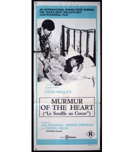 "Murmur of the Heart - 13"" x 30"" - Original Australian Poster"