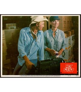 "Hot Stuff - Original Lobby Card 14"" x 11"""