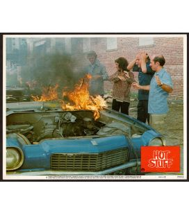 "Hot Stuff - Original Lobby Card 14"" x 11"" N°6"