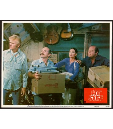 "Hot Stuff - Original Lobby Card 14"" x 11"" N°7"