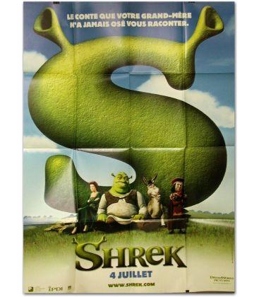 """Shrek - 47"""" x 63"""""""