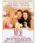 "The Muse - 47"" x 63"" - Large Original French Movie Poster"