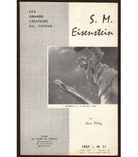 Serguei Eisenstein : Les grands createurs du cinema - Vintage Book