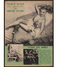 L'Ecran français N°259 - 19 juin 1950 - Magazine français avec Pierre Richard-Willm