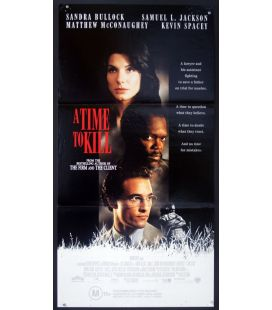 "A Time to Kill - 13"" x 30"" - Original Australian Poster"