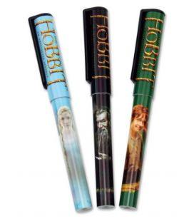 Le Hobbit - Ensemble de 3 stylos