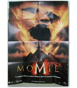 "The Mummy - 47"" x 63"""