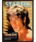 Starfix N°9 - Novembre 1983 - Magazine français avec John Travolta