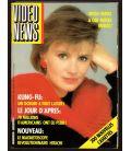 Vidéo News N°28 - Février 1984 - Ancien magazine français avec Miou-Miou