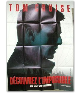 """Mission impossible - 47"""" x 63"""""""