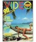 Télé Ciné Vidéo N°53 - Juillet 1985 - Magazine français