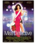 """Miss détective - 47"""" x 63"""""""
